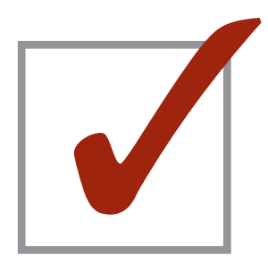 Recidivism Reduction Checklists