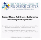 Responding to the Second Chance Act Adult Grant Program