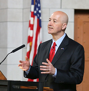 Second Chance Act Q&A: Nebraska Governor Pete Ricketts