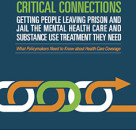 Reentry Essentials: Addressing Mental Health Needs among People in the Criminal Justice System