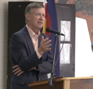 WATCH: Gov. Hickenlooper Speaks with Corrections Officers, Incarcerated Women During Face to Face Visit