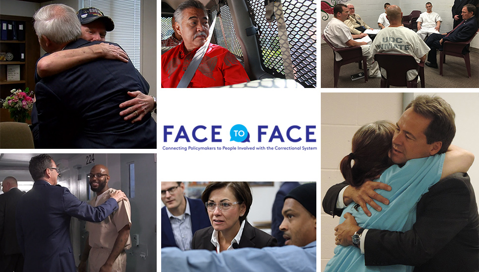 Face to Face collage