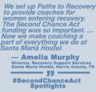 Second Chance Act Program Spotlight: Paths to Recovery, Santa Maria Hostel—Harris County, Texas
