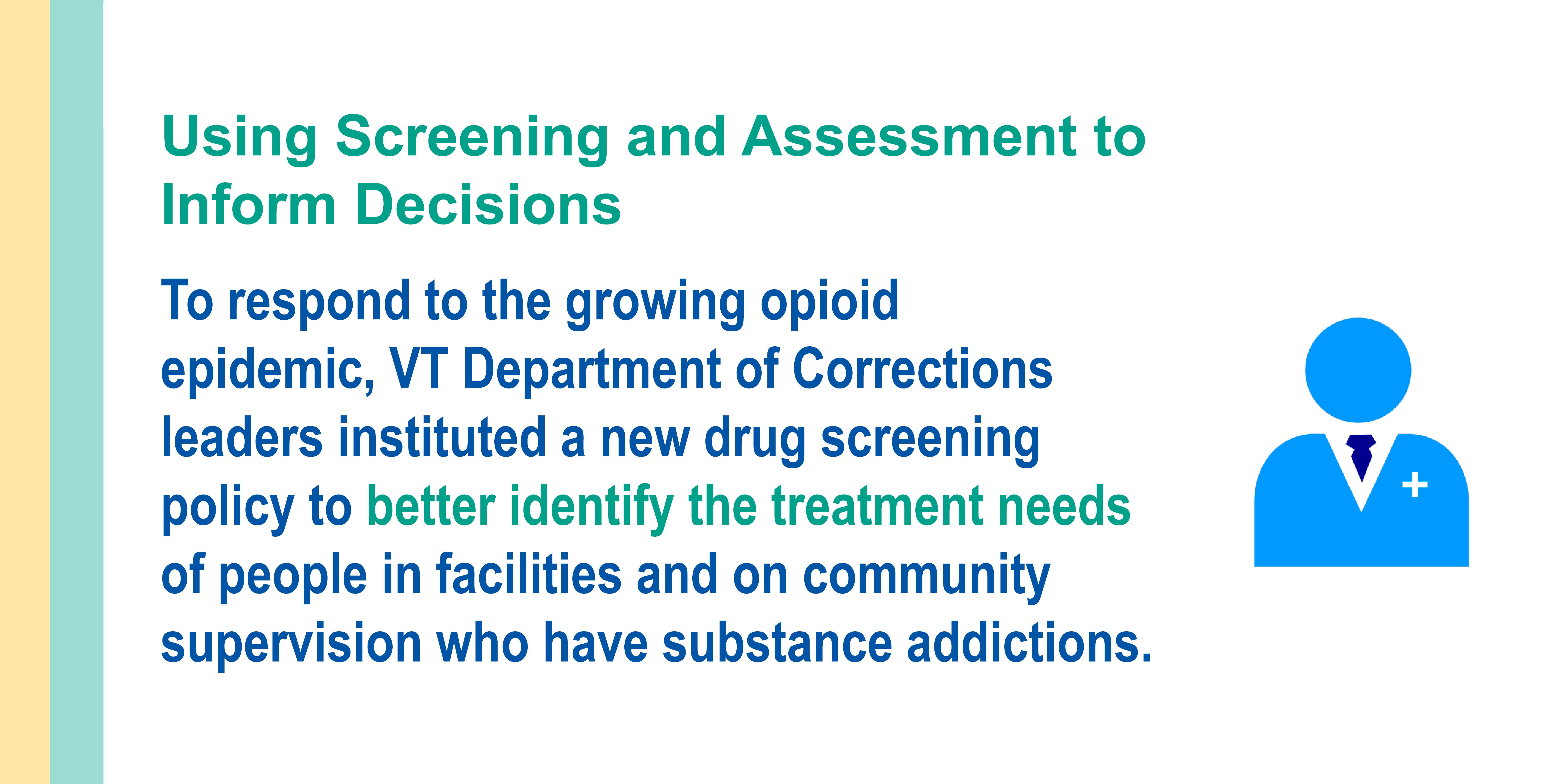 Vermont SRR_slide 5-screening and assessment